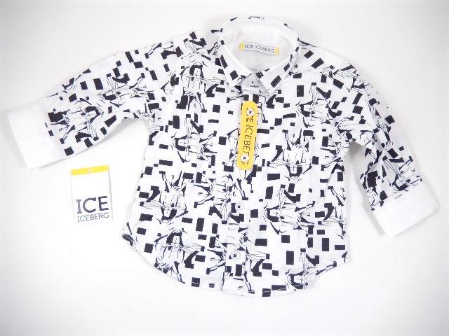 Camicia ICEBERG 6mesi/6anni