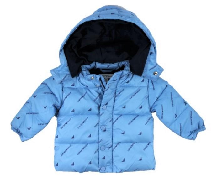brand new 78b0b bf0a8 Armani Jacket EMPORIO ARMANI 6/36months