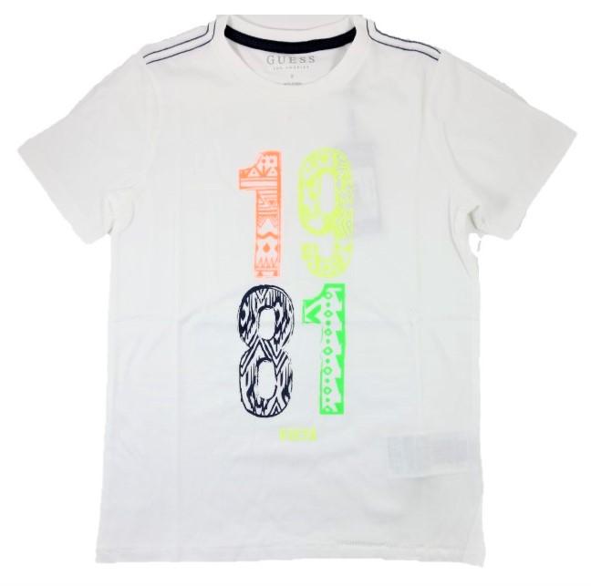 Guess Polo Bambini Multicolore Abbigliamento T shirt & Top