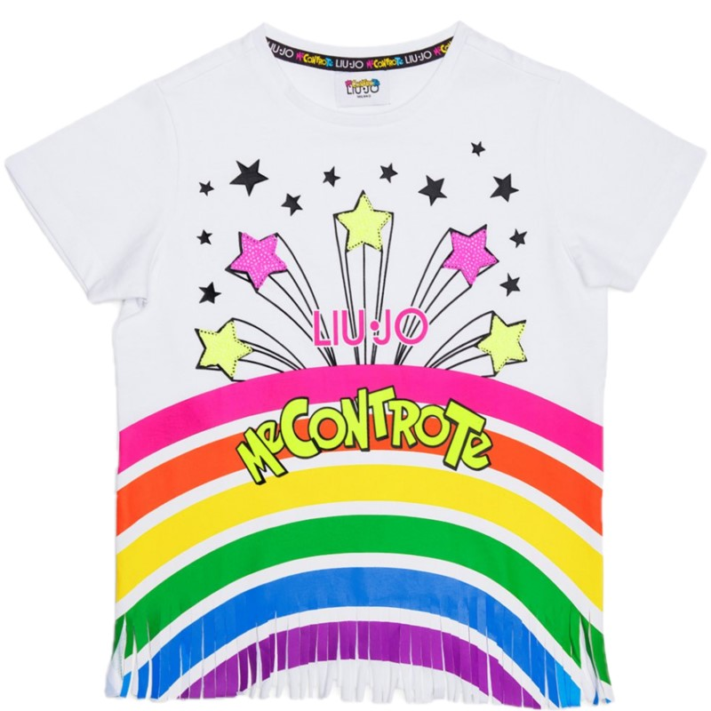 T-shirt Me contro Te