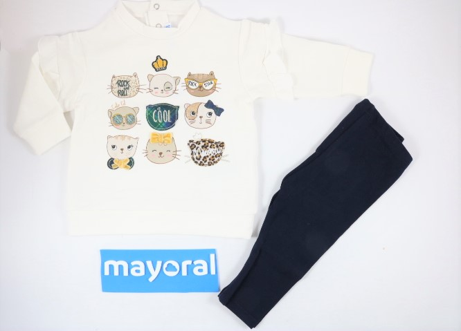 Completo MAYORAL 6mesi-3anni