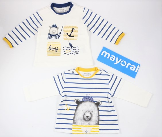 Set T-shirt MAYORAL 1mese-12mesi