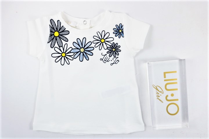 fb33726d0edb T-shirt LIU JO 3mesi 18mesi
