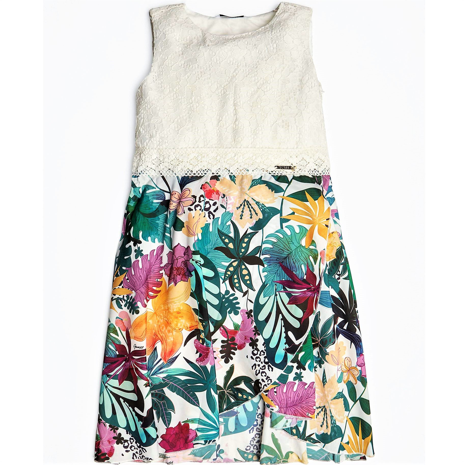 wholesale dealer fbe72 21d89 guess primavera estate 2019 - abbigliamento per bambini ...