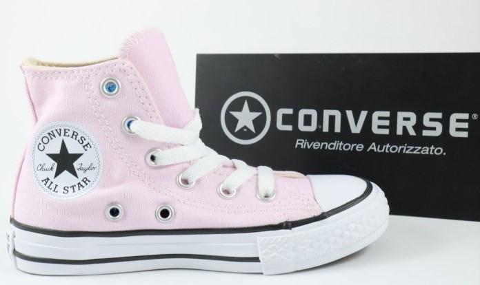 scarpe converse bambina 27