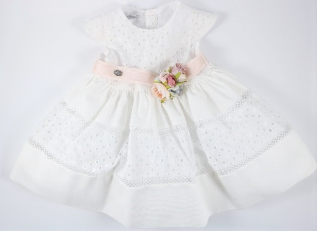 Dress LA SARTORIA DEI PICCOLI 3/12months