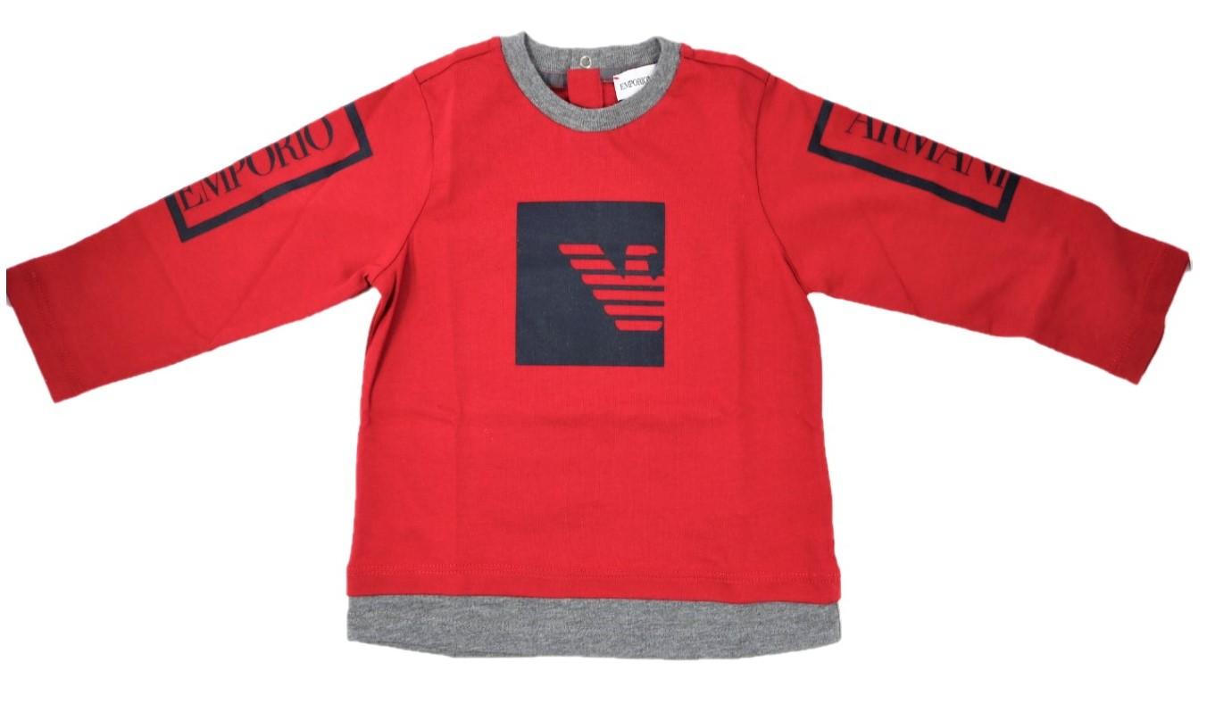 quality design 6ee65 5ab7d Armani Junior Baby abbigliamento e moda bimbo - Winkids