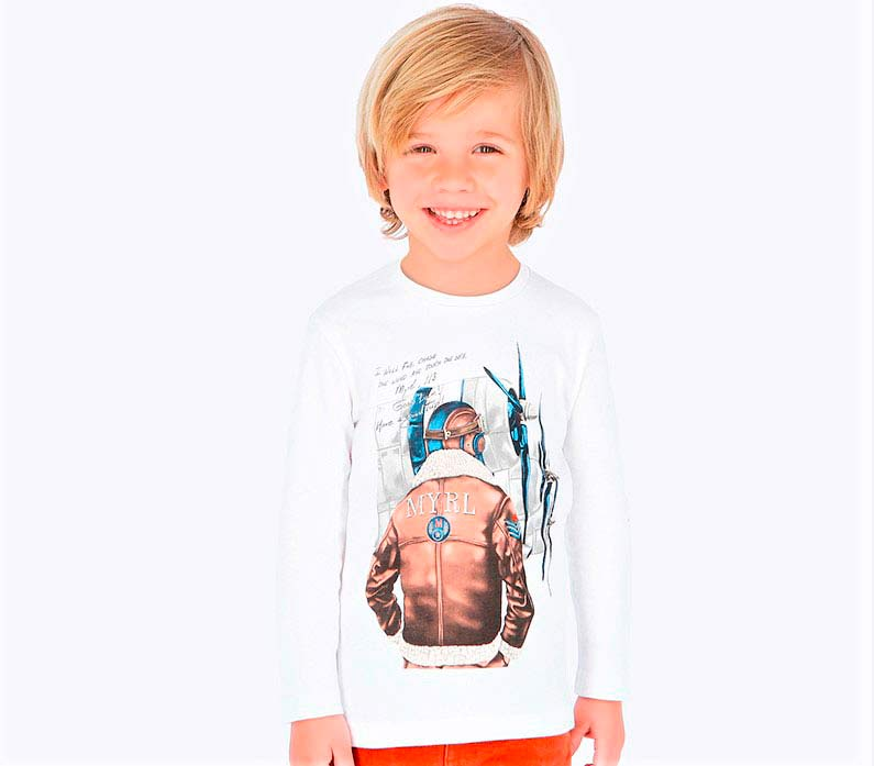 T-shirt MAYORAL 2anni/7anni