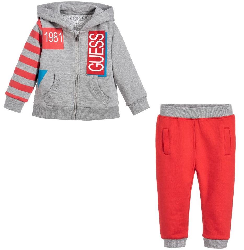 guess primavera estate 2020 abbigliamento per bambini