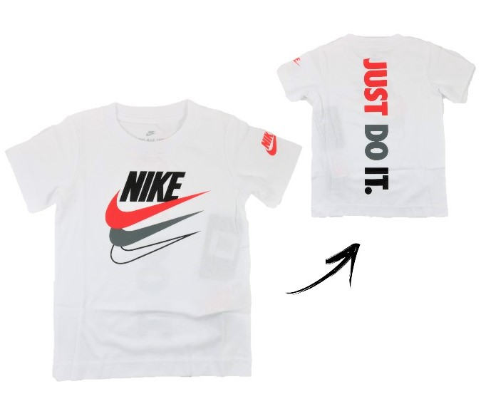 T shirt NIKE 3anni7anni Winkids.it