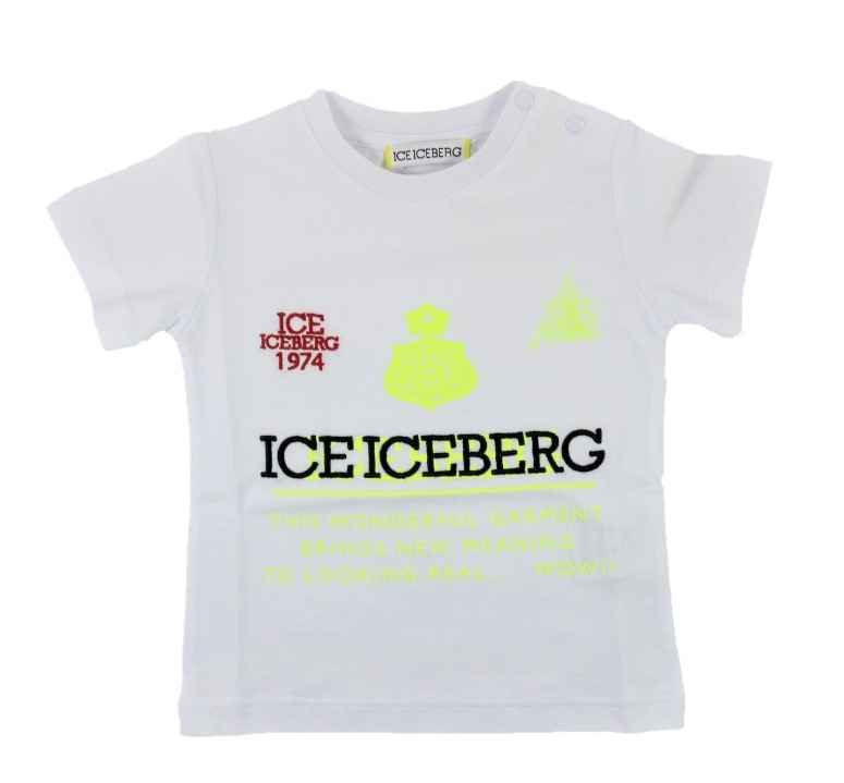 T-shirt ICEBERG 6months/6years