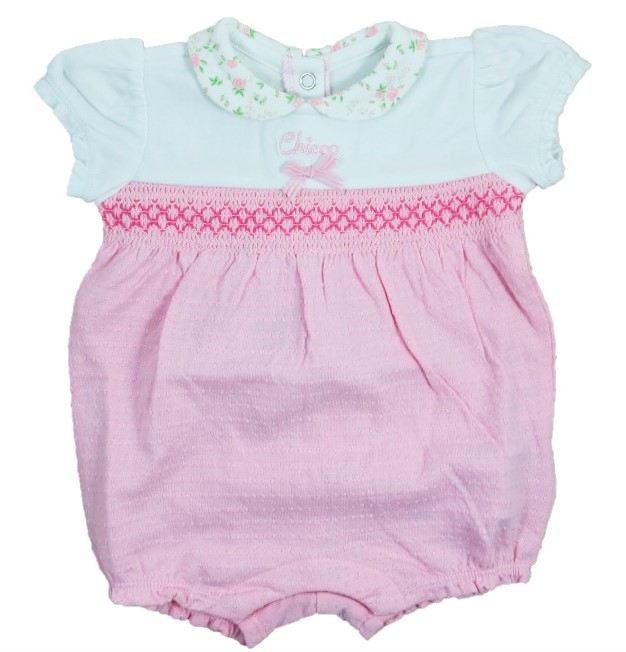 Romper CHICCO 1month/6months