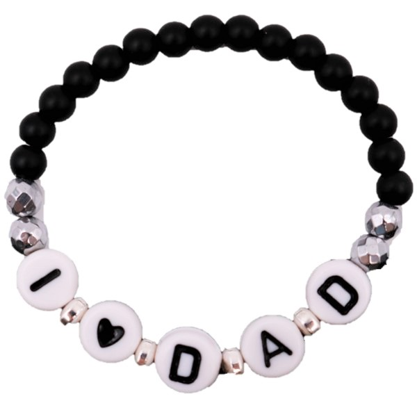 Bracciale I LOVE DAD