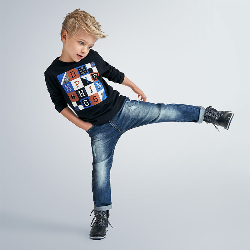 Jeans MAYORAL 2anni/9anni