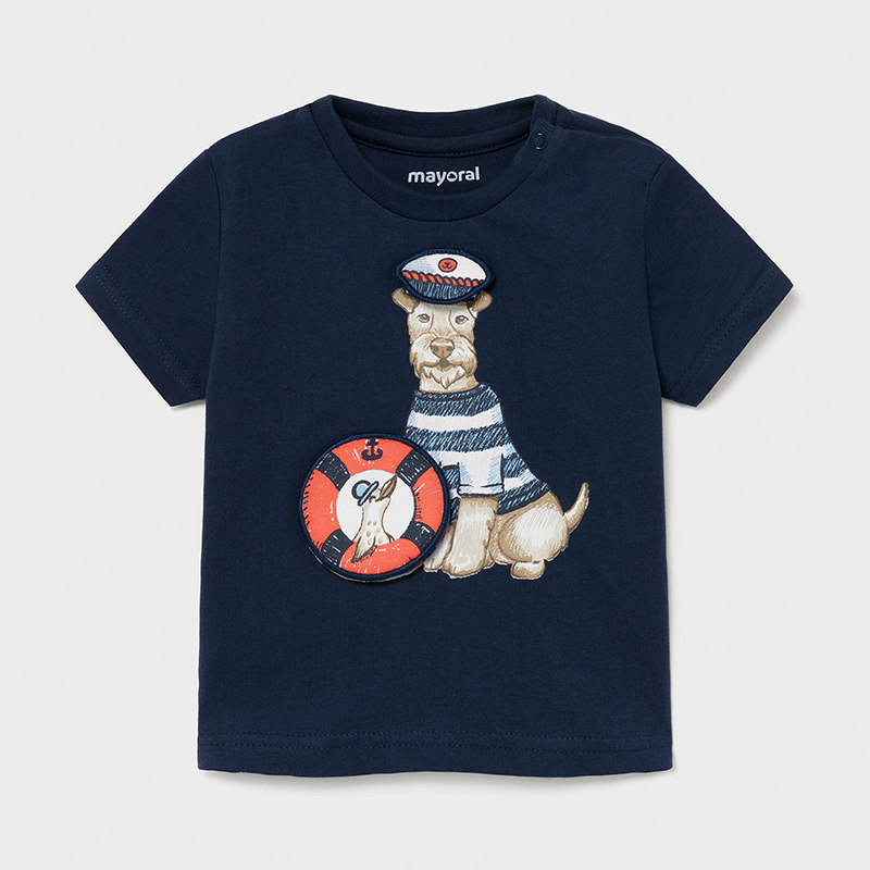 T-shirt MAYORAL 6mesi/36mesi
